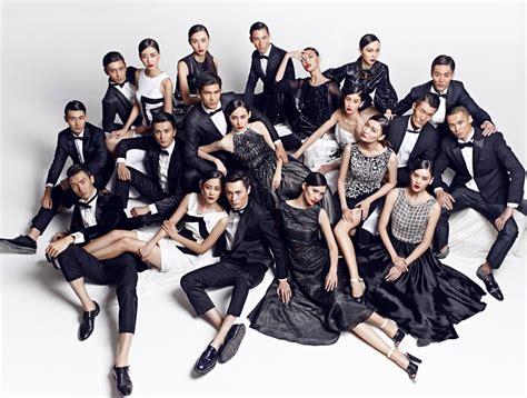 Dress Code 231 White 中国ファッション大賞 2014年のモデル上位10人が発表 中国網 日本語