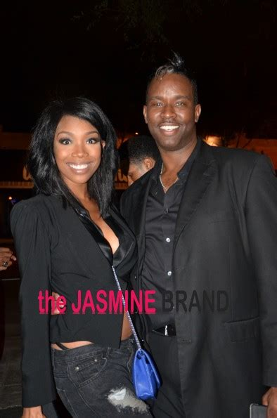 kim kimble husband brandy kim kimble la hair screening a the jasmine brand