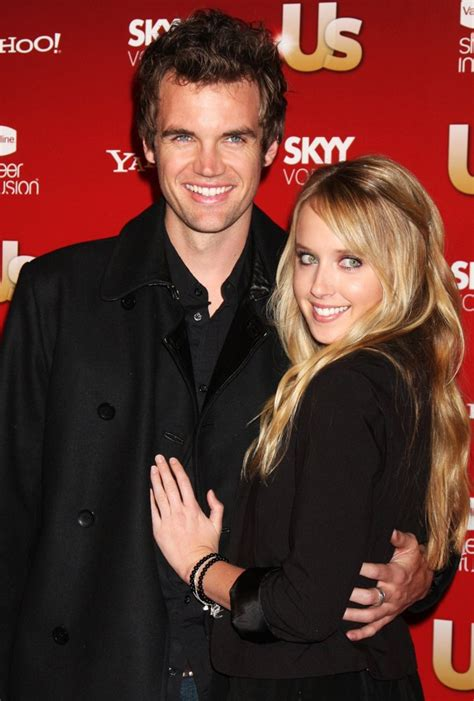 megan park tyler hilton tyler hilton picture 6 us weekly s hot hollywood 2009