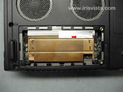 toshiba satellite a35 fixing overheating