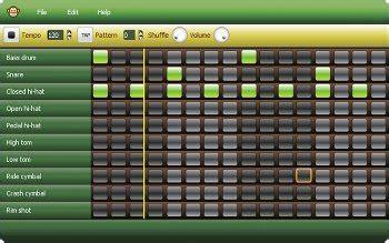 drum rhythms online free top 3 free drum machine software