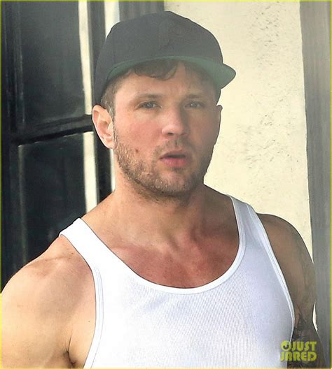 ryan phillippe injury update ryan phillippe is working hard in the gym after his injury