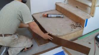 Curved Stair Riser by How To Install Hardwood Stairs Curved Stairs Riser