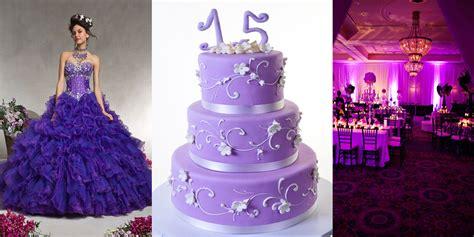 Elegant quinceanera centerpieces ideas imanada most popular quince themes purple theme small