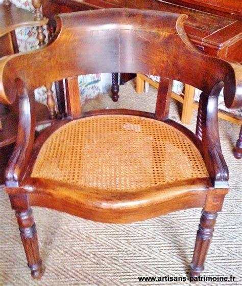 fauteuil de bureau louis philippe fauteuil de bureau cann 233 louis philippe artisans du