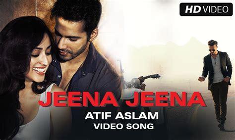 Jeena Jeena (Uncut Video Song) | Badlapur | Varun Dhawan ...