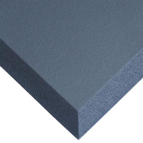 cal comfort rubber cal comfort cloud black 24 in x 36 in foam