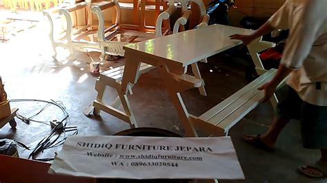 Meja Taman Lipat meja kursi taman lipat kayu