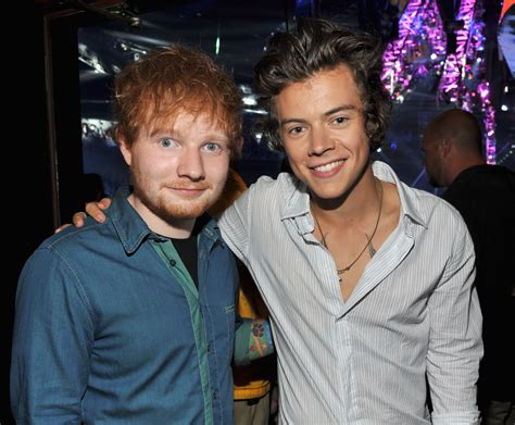 ed sheeran family you ll never guess how harry styles helped ed sheeran
