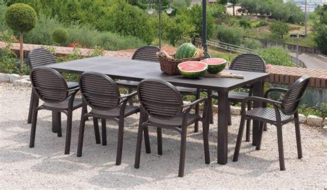 tavolo e sedie da giardino tavoli e sedie da giardino on line mobilia la tua casa