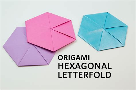 Origami Hexagon Box - origami hexagon box image collections craft decoration ideas