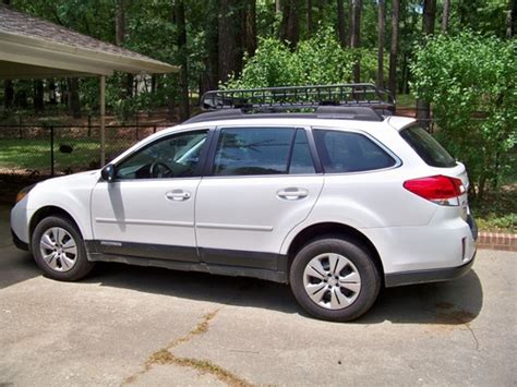 subaru roof rack rails 2010 outback roof rack pics on current generation outback page 4