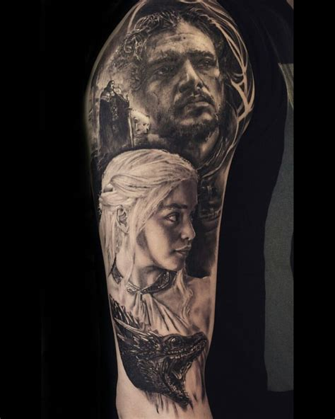 game of thrones tattoo 56 best of thrones tattoos images on