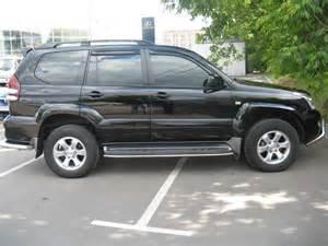 Toyota Land Cruiser Prado 2007 2007 Toyota Land Cruiser Prado Photos 4 0 Gasoline