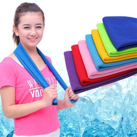 handuk olahraga size 90 x 30cm multi color jakartanotebook