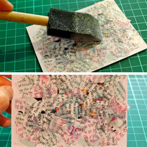 Diy Decoupage Glue - diy decoupage glue 28 images make your own decoupage