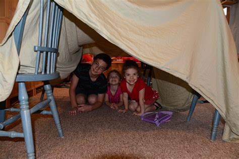 How To Make A Den In Your Living Room by How To An Indoor Cing Experience Adventures