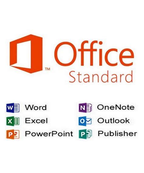 Microsoft Office Standard microsoft office 2016 standard 16 0 4405 1000 zonasoft