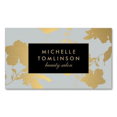 need new business cards for your salon interior design