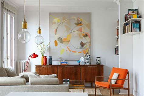 living room abstract how to add the wow factor through modern wall