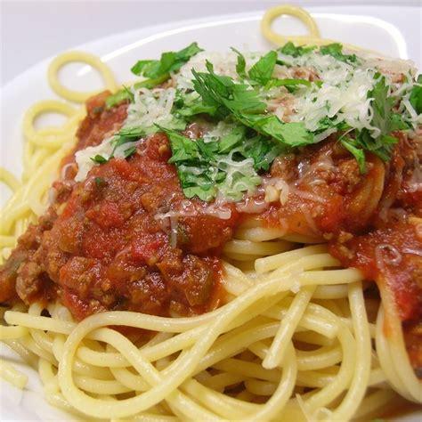 pasta sauce recipes pasta sauce with mince recipe all recipes uk