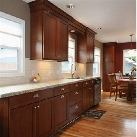 kashmir white granite with white subway tiles and cherry cabinets best granite countertops