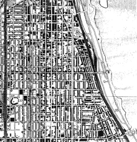 chicago map 1920 chicago s black metropolis locating the site 2