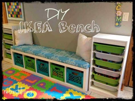Sitzbank Kinderzimmer Ikea by So Machst Du Aus Deinem Ikea Kallax Regal Eine Coole