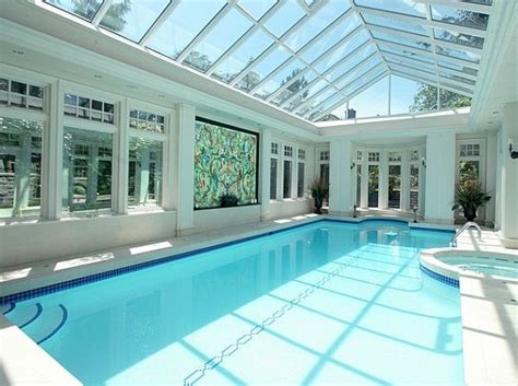 283 best Indoor Pool Designs images on Pinterest Arquitetura, Barn pool and Beautiful homes