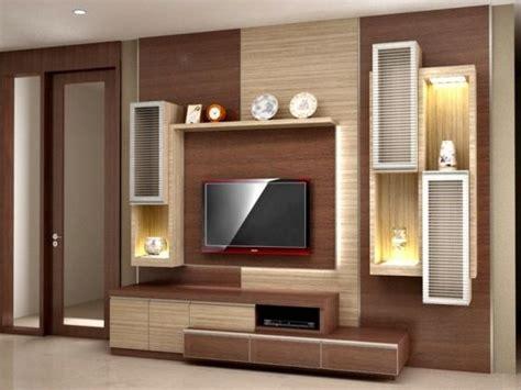 Rak Tv Panel contoh rak tv modern dan cantik desain interior modern and tvs