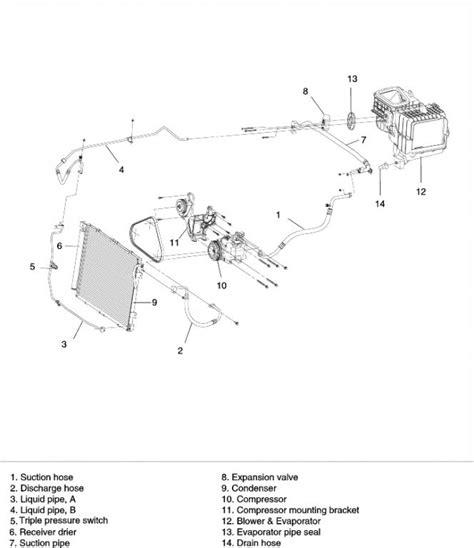 wiring diagram 2005 nissan altima a c pressure wiring