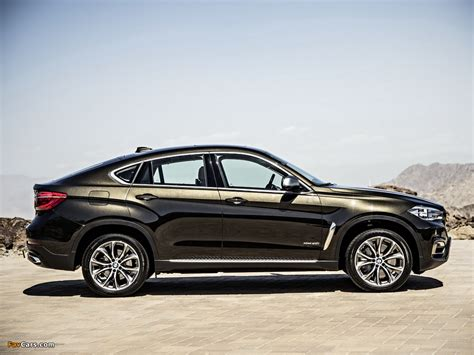 pictures of the bmw x6 pictures of bmw x6 xdrive50i f16 2014 1024x768