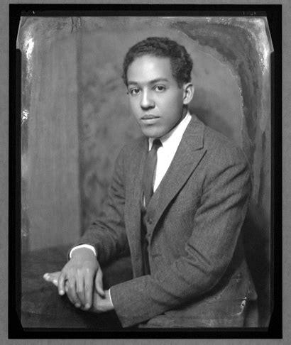 biography langston hughes short langston hughes poor little black fellow a short story