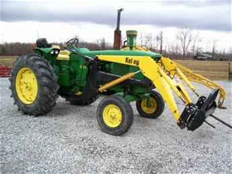 Used Farm Tractors For Sale John Deere 4010 Sold 2006