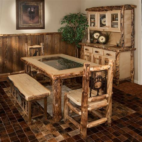 Building Your Own Dining Room Custom Make Your Own Dining Room Set With This Aspen