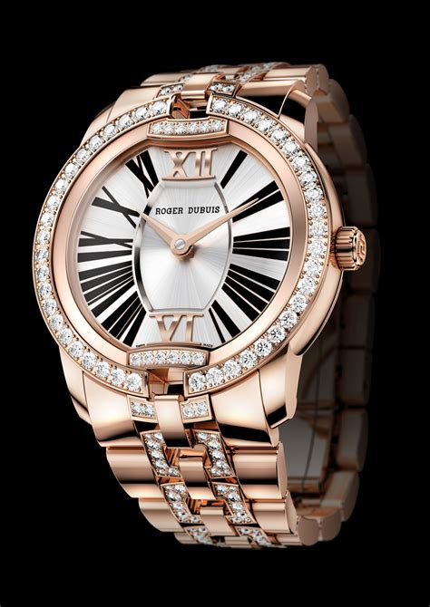 roger dubuis velvet collection inspired by the world