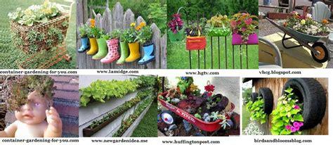 garden container ideas container garden ideas