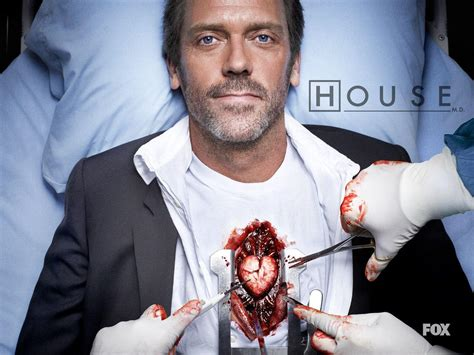 House Md On Tv Dr House Backgrounds Wallpaper Cave
