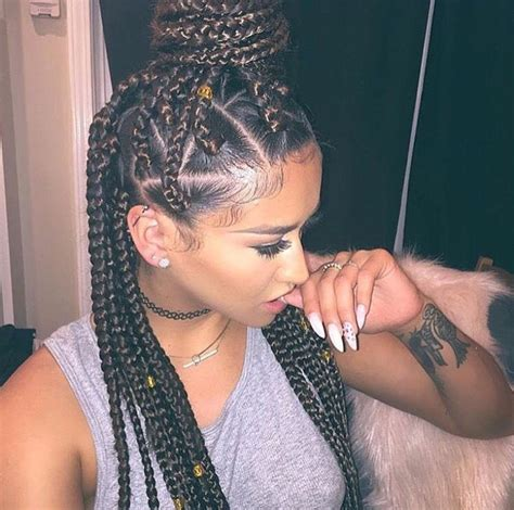 easy ethinic braid styles on natural hair best 25 natural hair braids ideas on pinterest