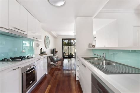 modern galley kitchen design ytwho com 35 beautiful white kitchen designs with pictures