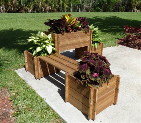 design planters 15 smart space saving furniture and flower planters for your balcony