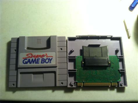 gameboy rca mod rca output on a super game boy simon hutchinson