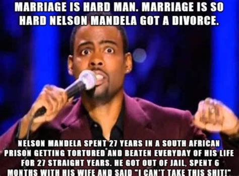 Funny Divorce Memes - nelson mandela got a divorce funny pictures quotes