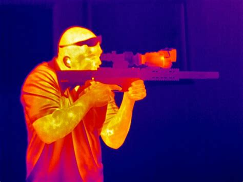 thermal vision escape and evade thermal imaging on point preparedness