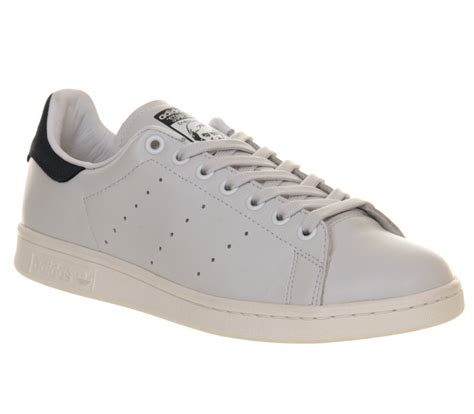 adidas stant smit formen adidas stan smith in white for lyst