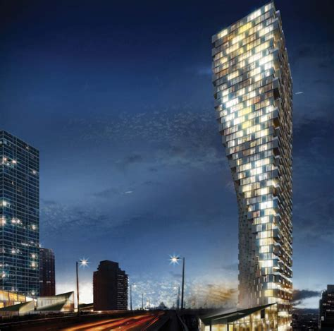 how big is the west bank vancouver house tower is set to change the of this