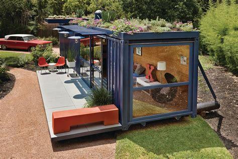 Cargo Container Homes   Interior Design Ideas