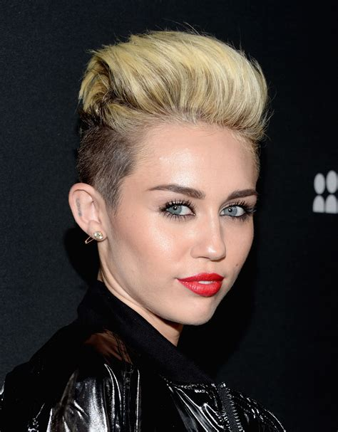 what do you call miley cyrus haircut miley cyrus i m happy to be called a lesbian metro news