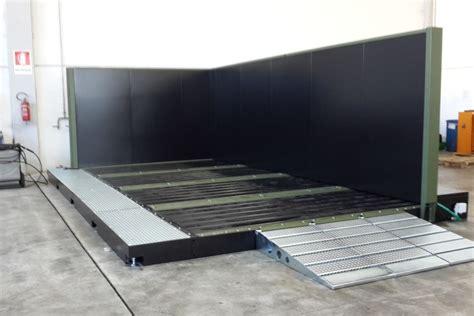 pedana modulare pedana modulare autoportante mod basic hydrobay