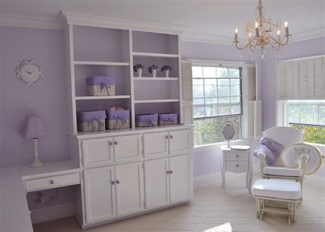 Lavender Nursery Decor Liesl S Lavender Nursery Project Nursery